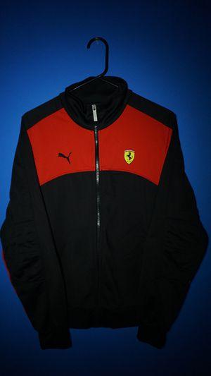 Puma Ferrari jacket men's size small for Sale in Miami, FL