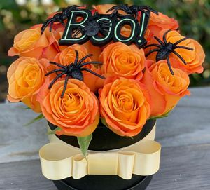 BOO flower box gift for Sale in San Diego, CA