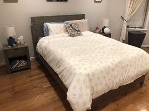 Like New—Macy's Tribeca Queen Bed Frame for Sale in Washington, DC