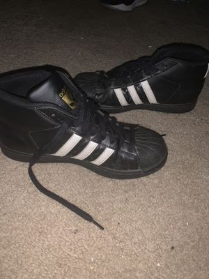 """adidas Pro Model """"Black"""" Men's Size 8 for Sale in Columbia, MD"""