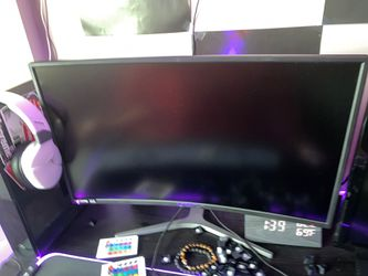 144hz curved gaming monitor 1ms 1440p for Sale in Macomb,  MI