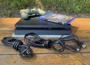 ps4 slim 500gb used for Sale in Hoisington, KS