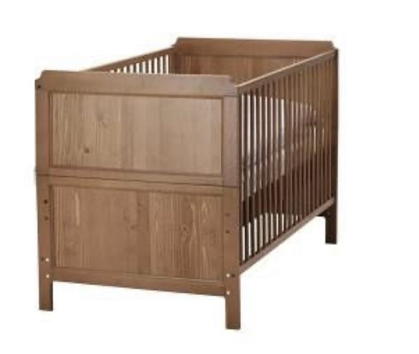 2 Ikea Cribs/Toddler Beds