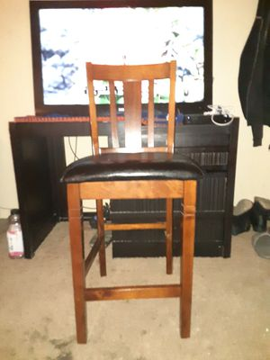Single tall kitchen chair for Sale in St. Petersburg, FL