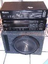 Stereo, Receival and Boom speaker for Sale in Lauderhill, FL