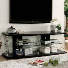 """Glass 72"""" tv stand for Sale in Las Vegas, NV"""