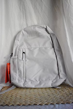 Nike Backpack   Brand New With Tags   White/White for Sale in Chino Hills, CA