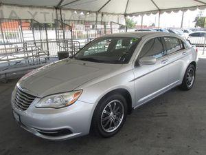 2012 Chrysler 200 for Sale in Gardena, CA