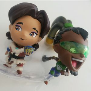Blizzard Chibi Figures Overwatch Hearthstone Anime Game Gamer Figurines for Sale in Culver City, CA