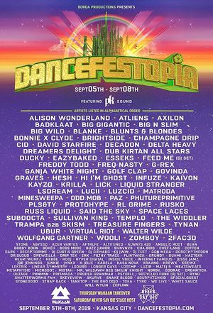 Dancefestopia 4 day pass for Sale in Greeley, CO