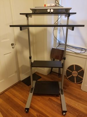 Standing computer desk for Sale in Quincy, MA