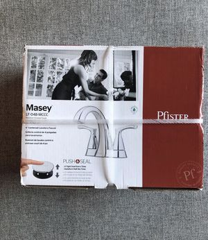 Pfister Masey Bathroom Faucet for Sale in Washington, DC