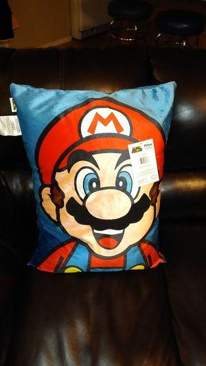 Mario pillow for Sale in Peoria, AZ