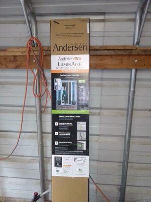 Anderson retractable screen door for Sale in Portland, OR