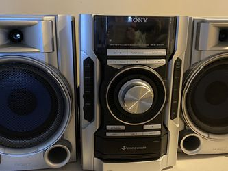 Sony Music System for Sale in Shrewsbury,  MA