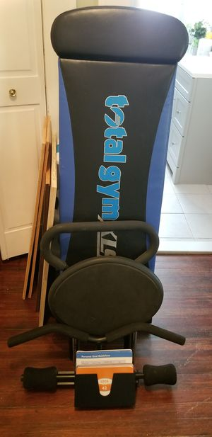 Total gym XLS barely used and like New! for Sale in Perth Amboy, NJ