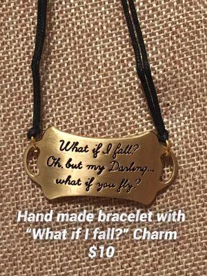 Handmade Bracelet with Charm for Sale in Oppelo, AR