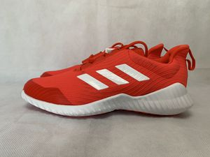 adidas Original Unisex-Kid's Fortarun Running Shoe, 5.5US Red, Brand new without box for Sale in Port St. Lucie, FL