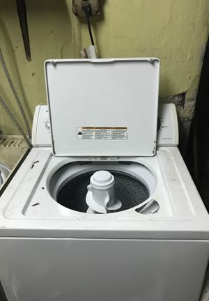 Washer (available) Deep freezer (sold) for Sale in Philadelphia, PA