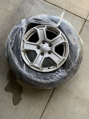 Jeep Wrangler JL OEM WHEELS for Sale in Costa Mesa, CA