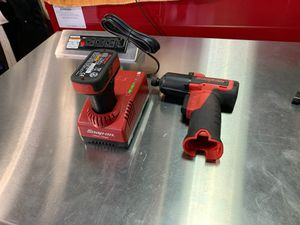 Snap On 14.4 V Impact Gun for Sale in Montgomery Village, MD
