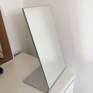 IKEA TYSNES Aluminum Table Mirror for Sale in Alexandria, VA