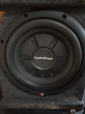 """10"""" speaker for Sale in Pueblo, CO"""