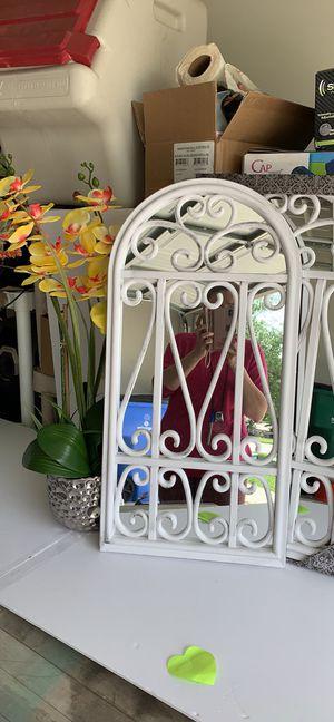 Window mirror wall decor for Sale in Austin, TX