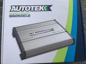 Amplifier for Sale in Tiverton, RI