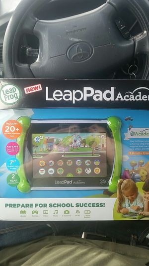 Leap pad academy tablet for Sale in Seattle, WA
