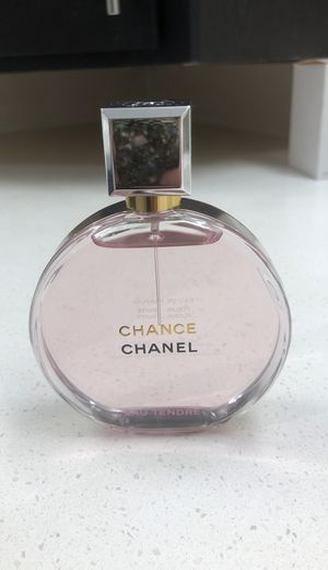 Chanel Chance perfume for Sale in San Antonio, TX