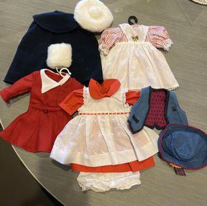 American Girl Vintage Clothing Lot for Sale in Tarpon Springs, FL