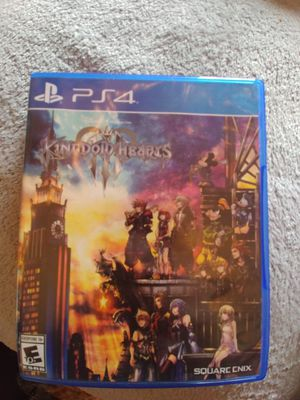 Kingdom Hearts PS4 for Sale in Everett, MA