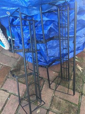 2 Flowers pot shelf balcony for Sale in Sterling, VA