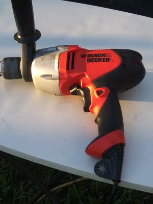 Black and decker Hammer drill 35 for Sale in Lake Forest, CA