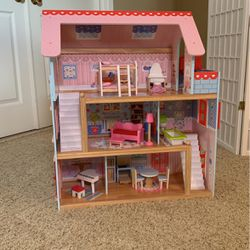Wooden Doll House for Sale in Byron,  CA
