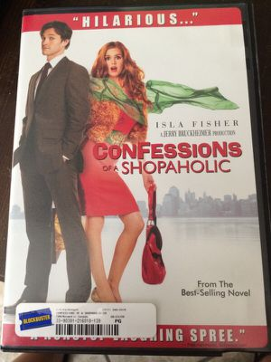 Confessions of a Shopaholic DVD for Sale in Scottsdale, AZ
