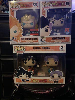 Dragonball Z Funko Pop Gotenks pck for Sale in Vallejo, CA