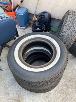 Firestone White Wall Tire P235/75 R15 for Sale in West Covina, CA