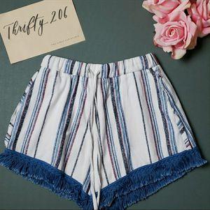N/Nicholas Boho Fringe Drawstring Shorts - NWT - 2 Available (Size 2 & Size 6) for Sale in Redmond, WA