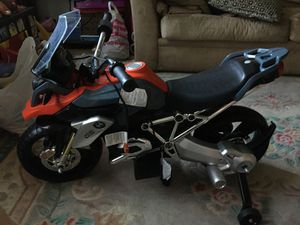 BMW Motorcycle for kid for Sale in Sunnyvale, CA