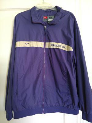 Vintage Washington State Nike Huskies Jacket XL for Sale in Treasure Island, FL