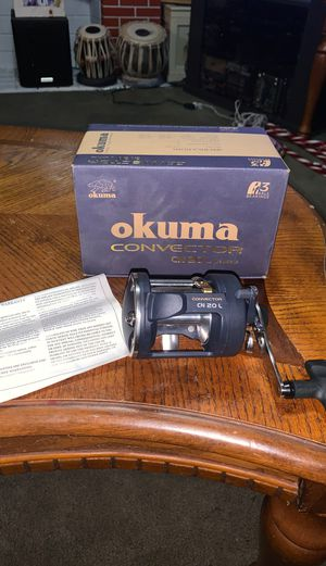 Okuma CN 20 L fishing reel BRAND NEW for Sale in Queens, NY