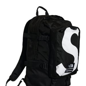 SUPREME X THE NORTH FACE S LOGO EXPEDITION BACKPACK FW20 BLACK for Sale in Franklin, TN