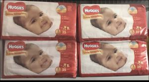 Size 1 Huggies Little Snugglers for Sale in Cleveland, OH