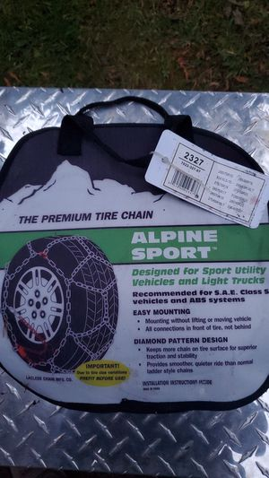 Truck snow chains for Sale in Oregon City, OR