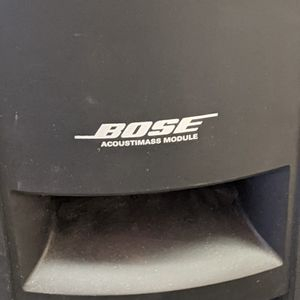 BOSE STEREO SYSTEM ALL CORDS SPEAKERS for Sale in Leesburg, VA