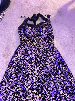 Size 6 Purple Homecoming Dress for Sale in Fayetteville, NC