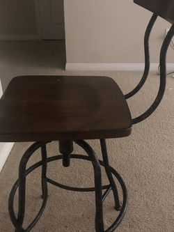 Threshold Wood Barstools for Sale in Irvine,  CA