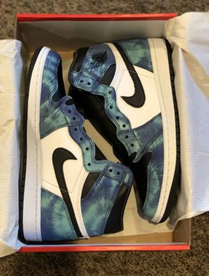 New Air Jordan 1 Tie Dye (Size 9W) for Sale in Bell Gardens, CA
